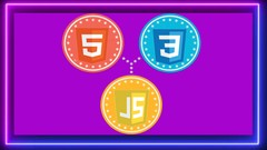 Website Design With HTML, CSS And JavaScript For Beginners