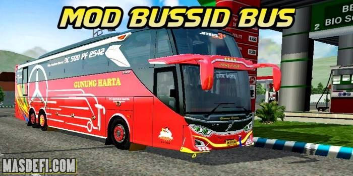 mod bussid bus
