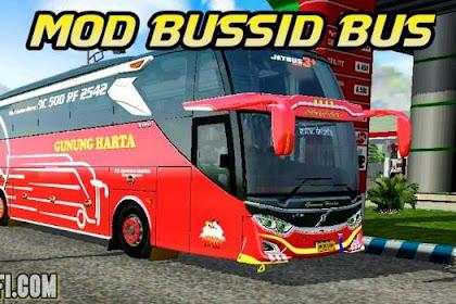 Download MOD BUSSID Bus Terbaru Yang Wajib Dicoba
