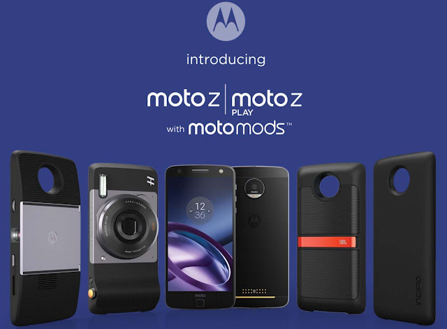 Moto Z & Moto Z Play | Technical Specification & Price