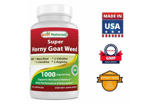 Thuốc viên tăng cường sinh lý Horny Goat Weed