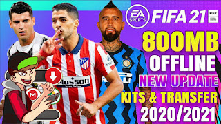 Download FIFA 21 MOD FIFA 14 Update FULL Transfer Terbaru