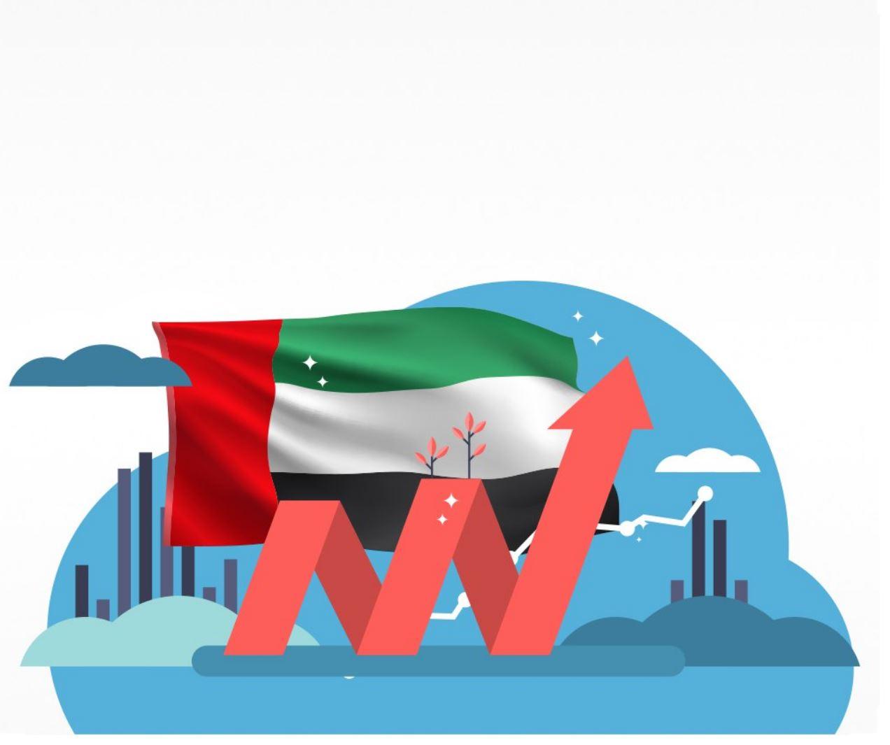 """اقتصاد الإمارات.. علامات التعافي تعيد الثقة.. و""""المركزي"""" يتوقع نموا قويا للناتج المحلي في 2021"""