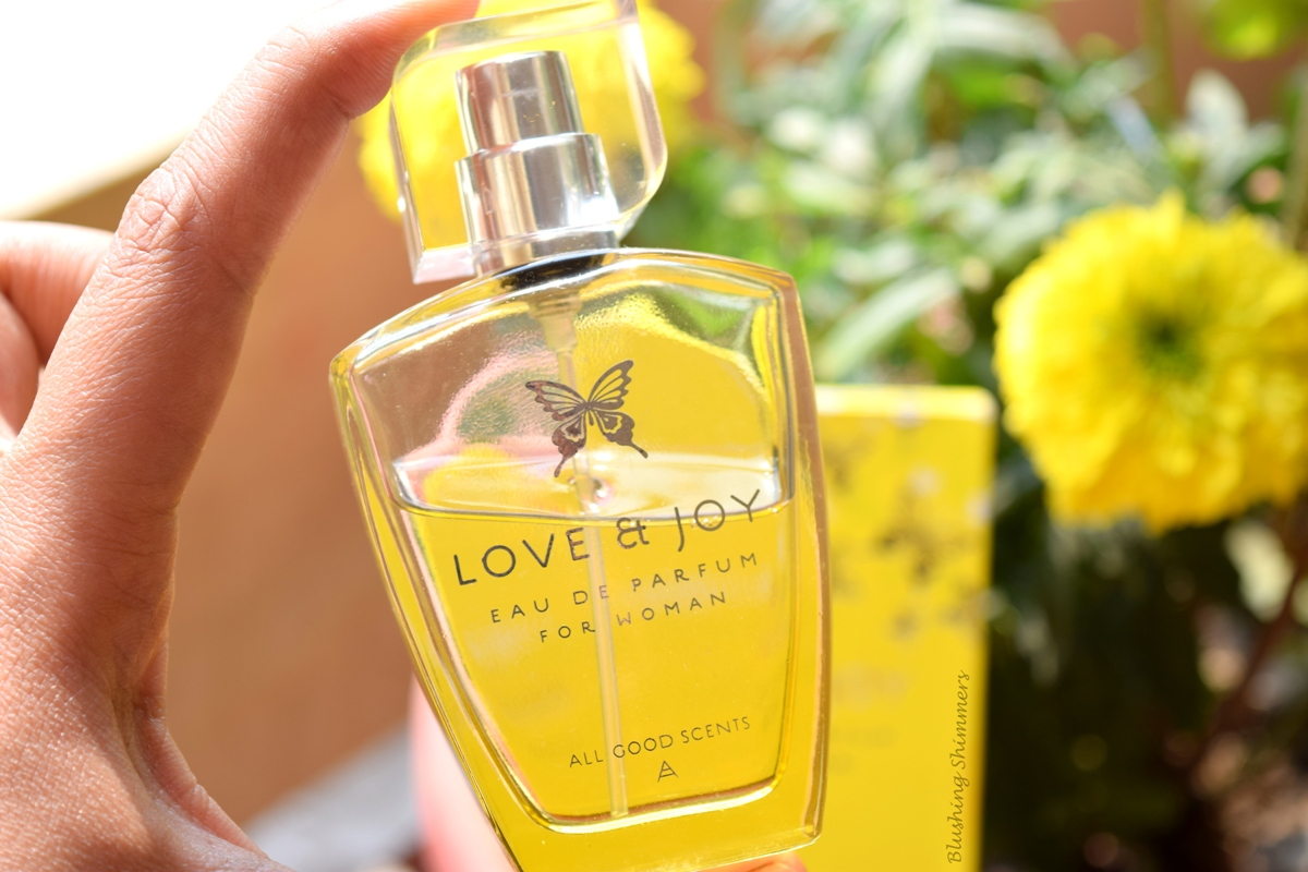 All Good Scents Love & Joy EDP Review