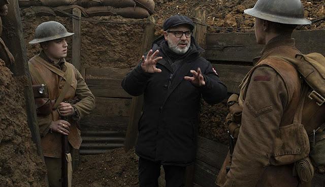 trailer de la bélica '1917' dirigida por Sam Mendes