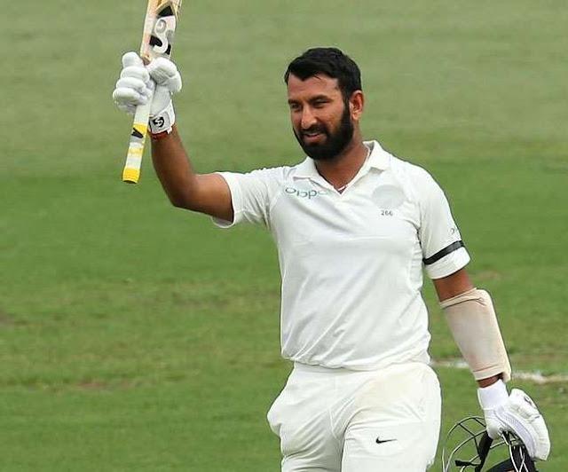 जब विराट कोहली की कप्तानी में भारत ने श्रीलंका में जीती टेस्ट सीरीज, चेतेश्वर पुजारा ने ठोका था शतक