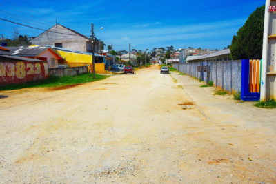 Prefeitura irá asfaltar rua do Paloma e Canguiri em Colombo