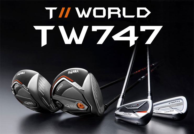 af2aa94c72e Honma spokesmen revealed Rose would likely be playing the Tour World TW 747  driver