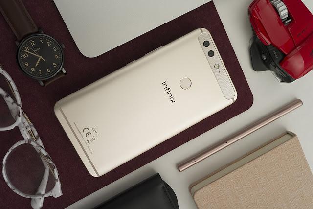 Infinix Zero 5, Usung Dual-Kamera dan RAM 6GB