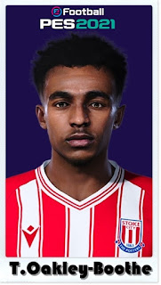 PES 2021 Faces Tashan Oakley-Boothe by Shaft