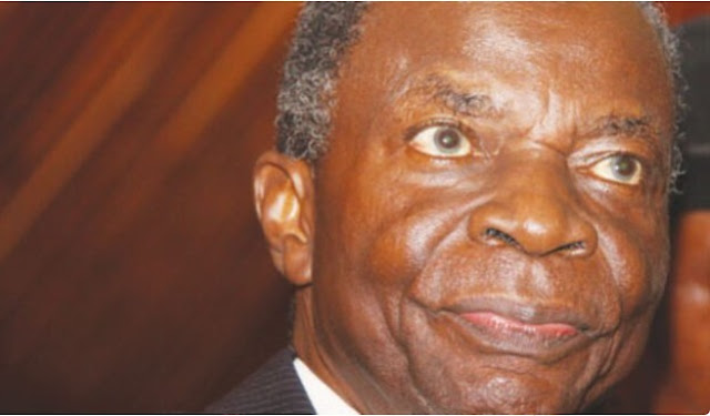 Salami orders Magu's lawyers out of panel sitting