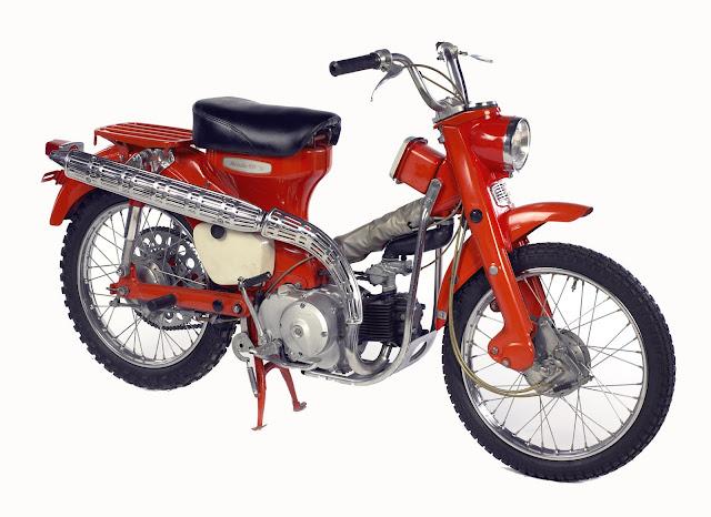 Honda 90 CT200