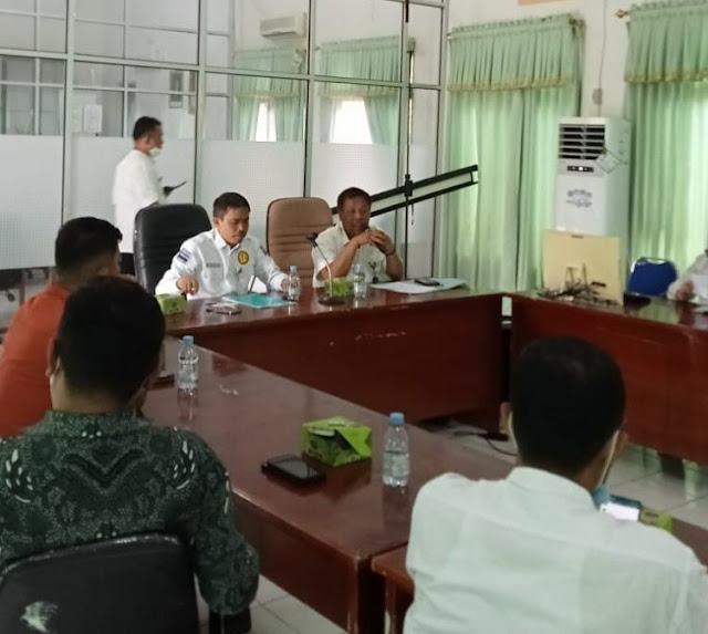 Ketua DPRD Pasaman Barat Farizal Hafni ST Studi Banding ke Dinas Koperasi Kampar
