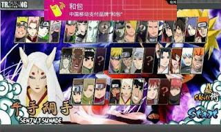 Naruto Senki the Final Versi Dewa Fixed 2 Full Version