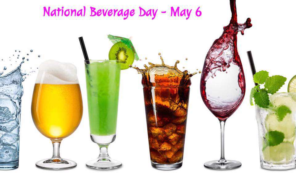 National Beverage Day Wishes for Instagram