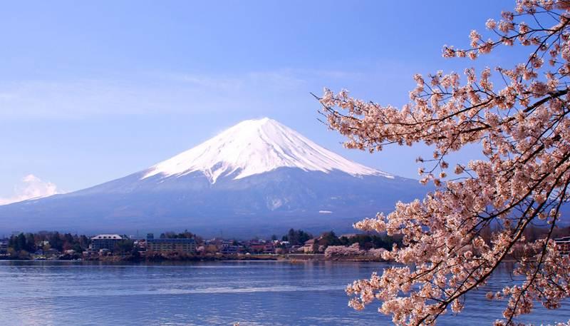 Gunung Fuji Merupakan Gunung Keabadian Atau Masyarakat Jepang Menyebutnya Dangan Fuji San San Berarti Gunung Khusus Untuk Menyebut Gunung Fuji