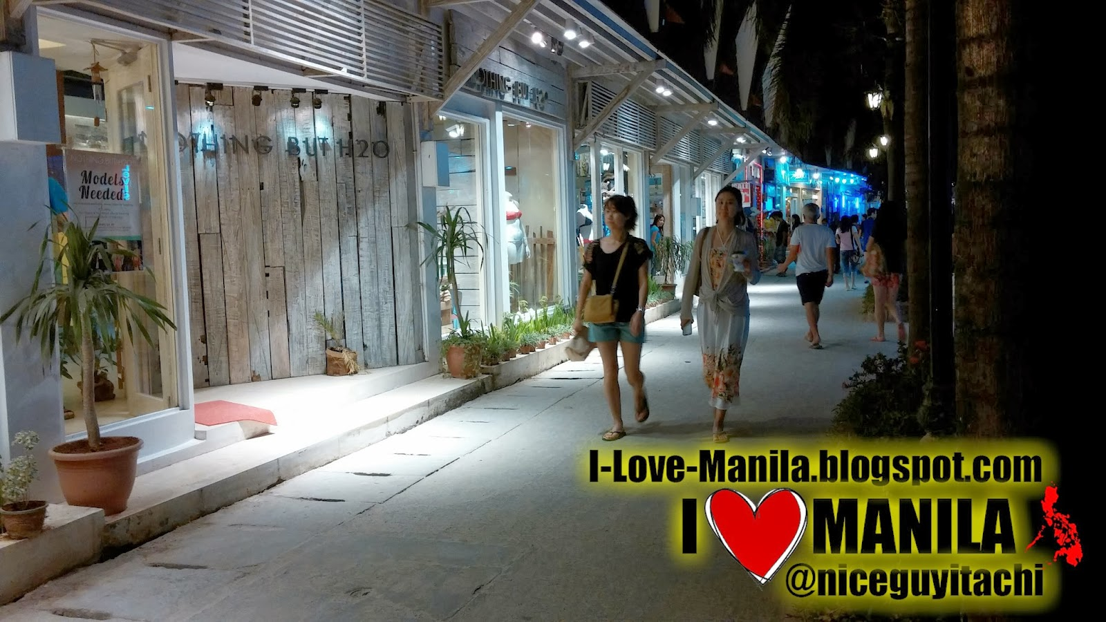 Boracay Night Life
