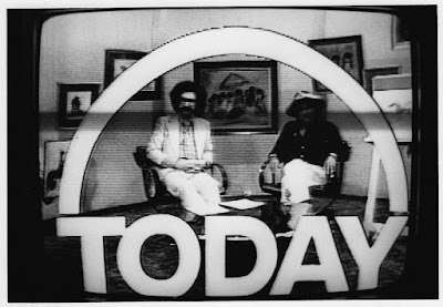 """edició del """"Today Show"""", programa que es va començar a emetre el 1952, tots els matins a la cadena NBC. pioner en el nou format d'informatiu de masses."""