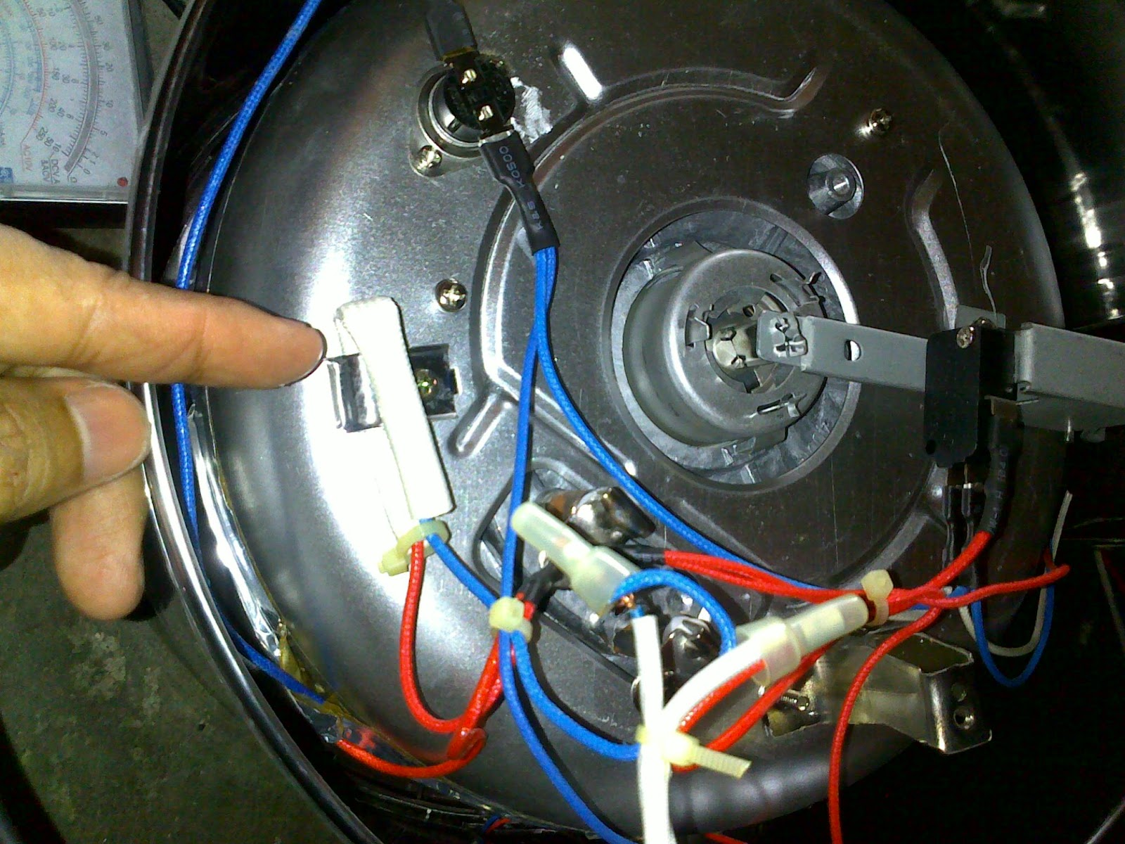 Electrical Wiring Diagram Of Rice Cooker 1950 Ford Dash Cara Memperbaiki Magic Com Mati Total Semua Merk
