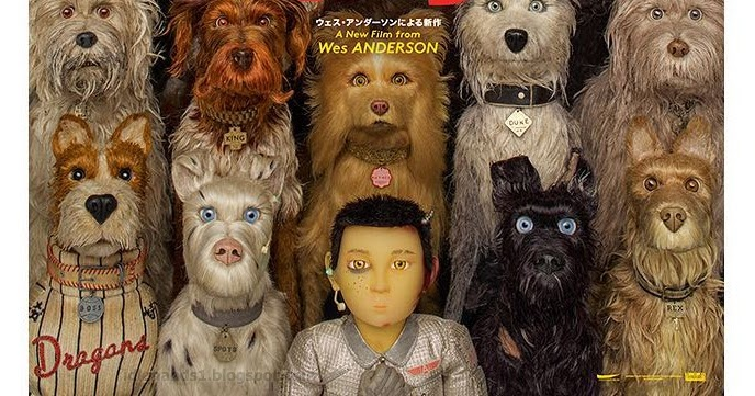 Idle Hands The Isle Of Dogs Movie Poster Is A Work Of Art