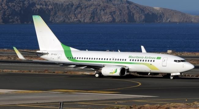 الخطوط الجوية الموريتانية Mauritania Airlines