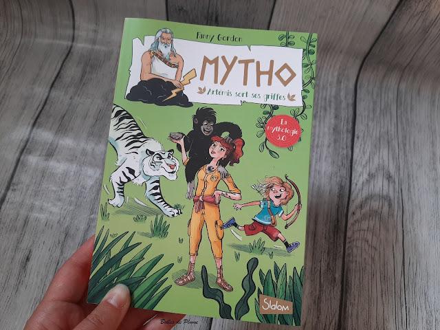 Mytho, Artémis sort ses griffes