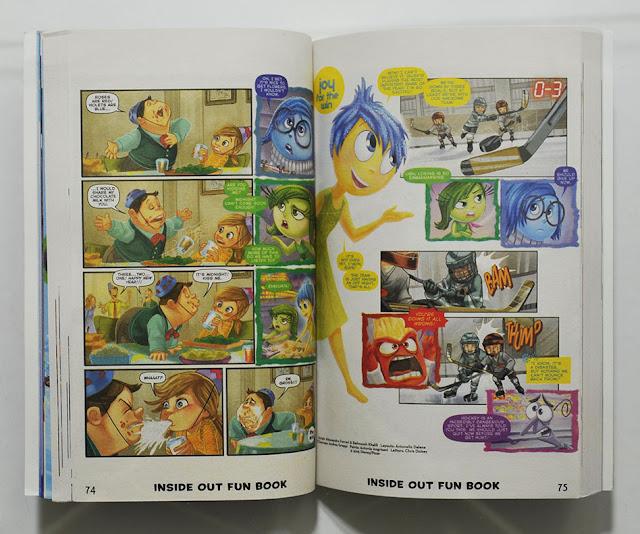 Original Inside Out comics