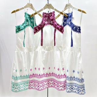 Fornecedores de vestidos para revenda