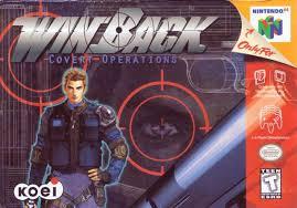 Roms de Nintendo 64 Operation WinBack (Español) ESPAÑOL descarga directa