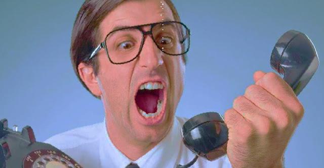 Llamadas de teléfono no deseadas