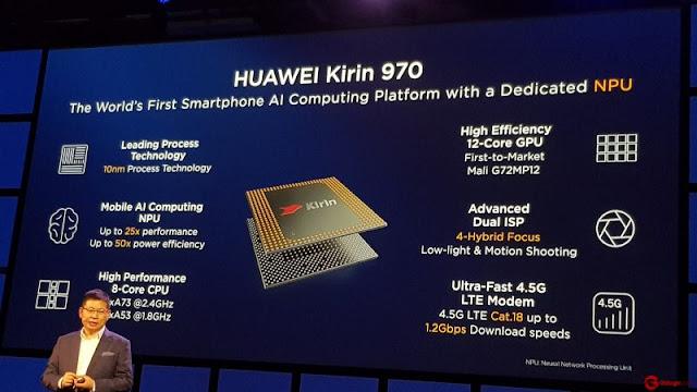 Huawei P20 Pro Características y especificaciones