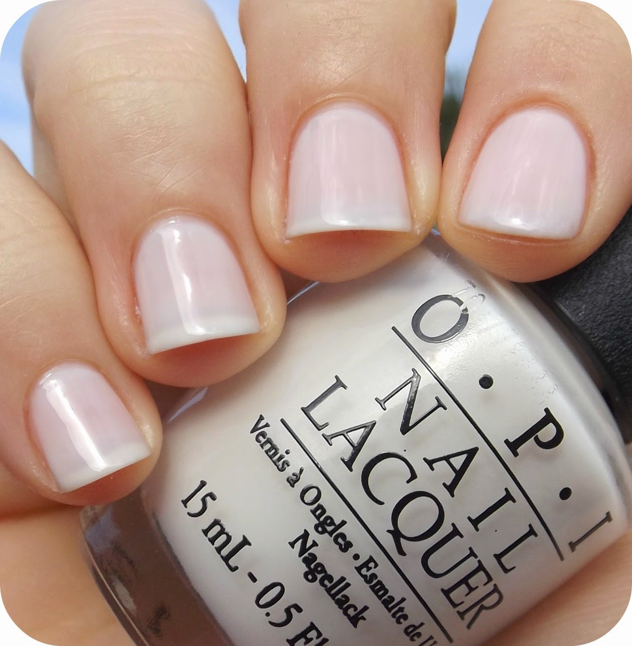 OPI Funny Bunny Swatch by Michelle - Nailpolis: Museum of ... |Funny Bunny Nails