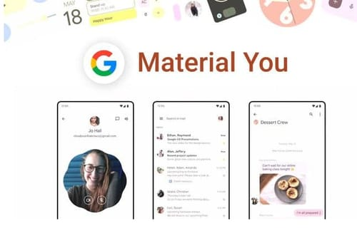 Google introduces Material You into its suite of apps