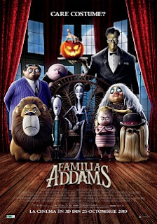 Familia Addams 2019 Film Dublat in Romana