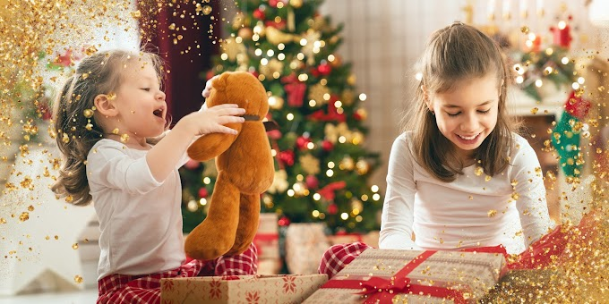 Christmas gifts for your child: these are the best you can buy to get it right for sure