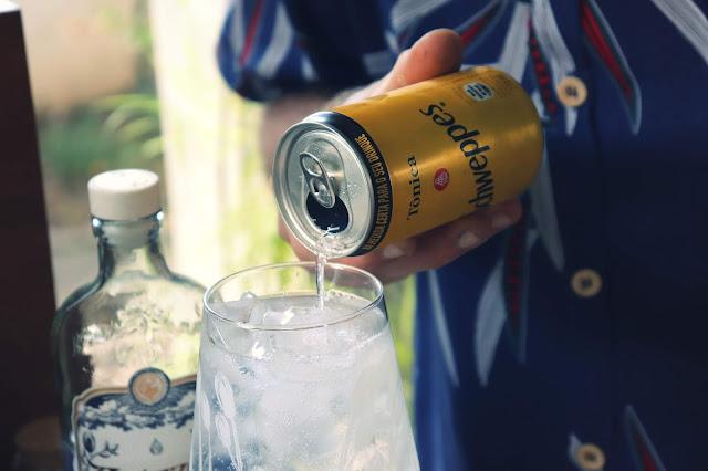 Cold Brew Gin Tônica