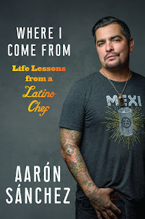review of Where I Come From by Aarón Sánchez