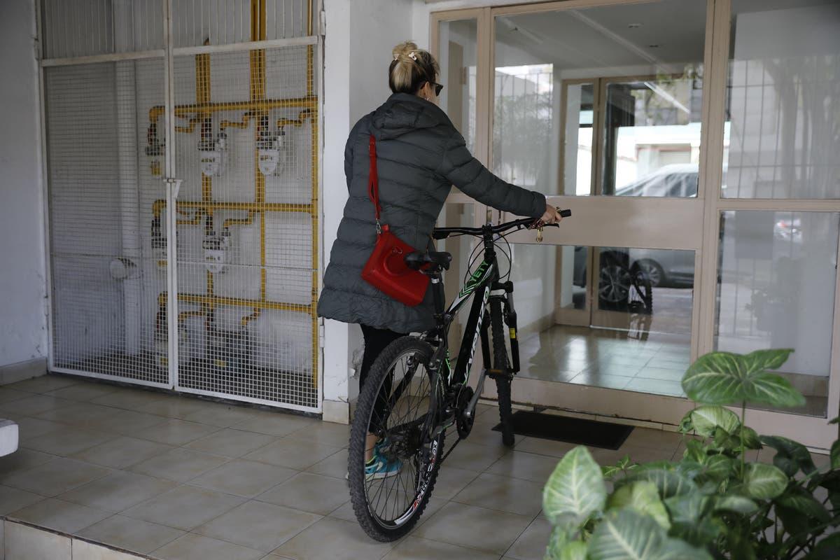 Bicicletas y consorcios, un conflicto permanente
