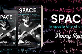 Review Party: Space - Lo spazio che ci unisce di Penny Reid