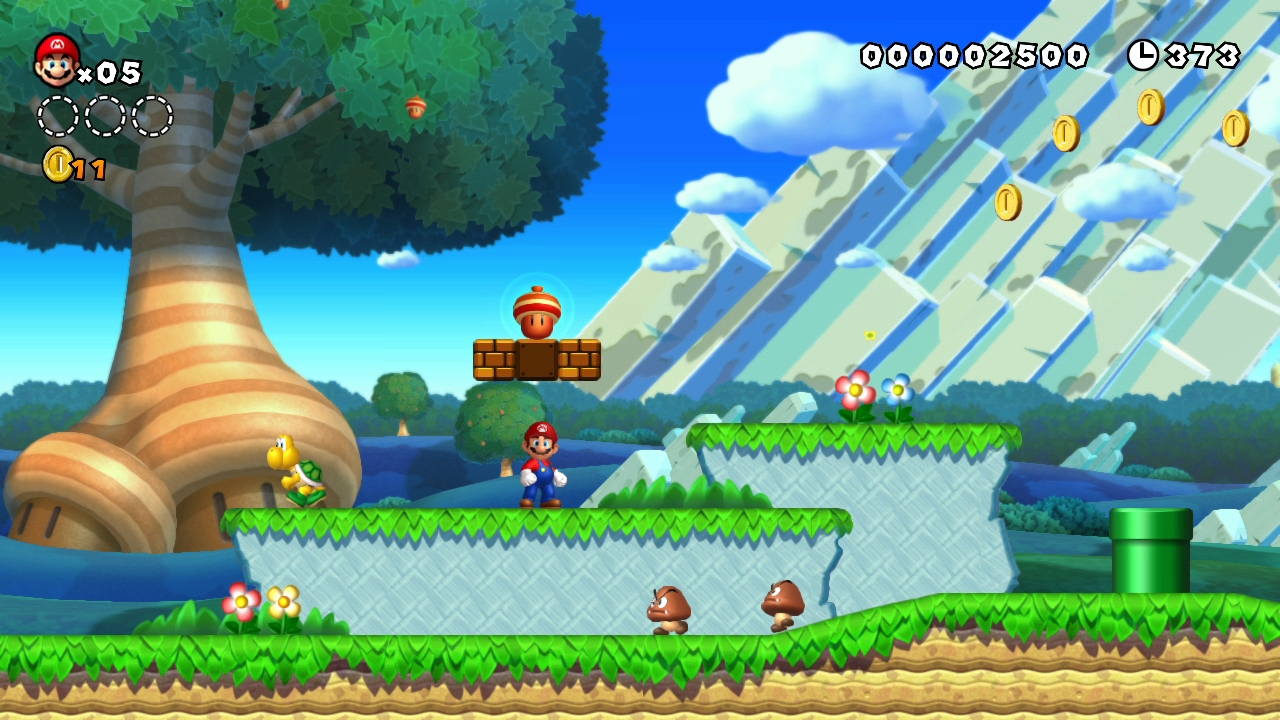 Herní Snob: New Super Mario Bros. U