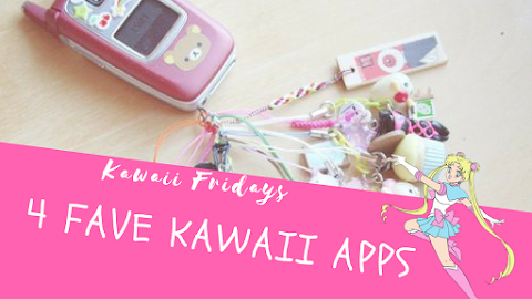 Some of My All-Time Favorite Kawaii Apps – Kawaii Fridays!