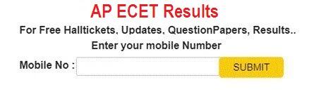 AP Ecet Results 2021