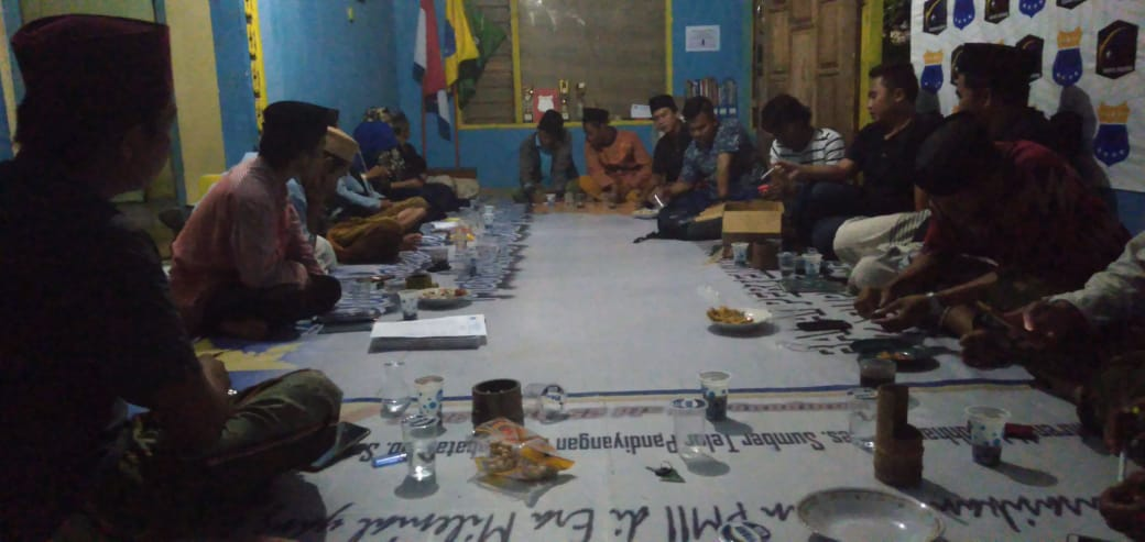 Demi progresifitas kader, Alumni PMII Raden Segoro Bentuk IKA PMII Raden Segoro