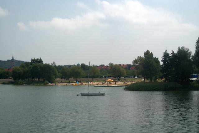 Jezioro Bielawskie plaża, gdzie wypoczywać?