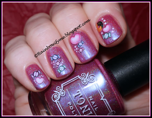 Tonic Polish ~ Magenta prototype