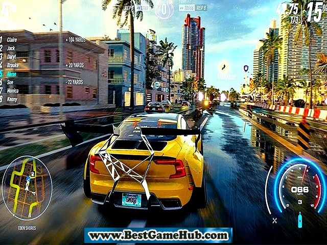 Need For Speed Heat Torrent Games Free Download