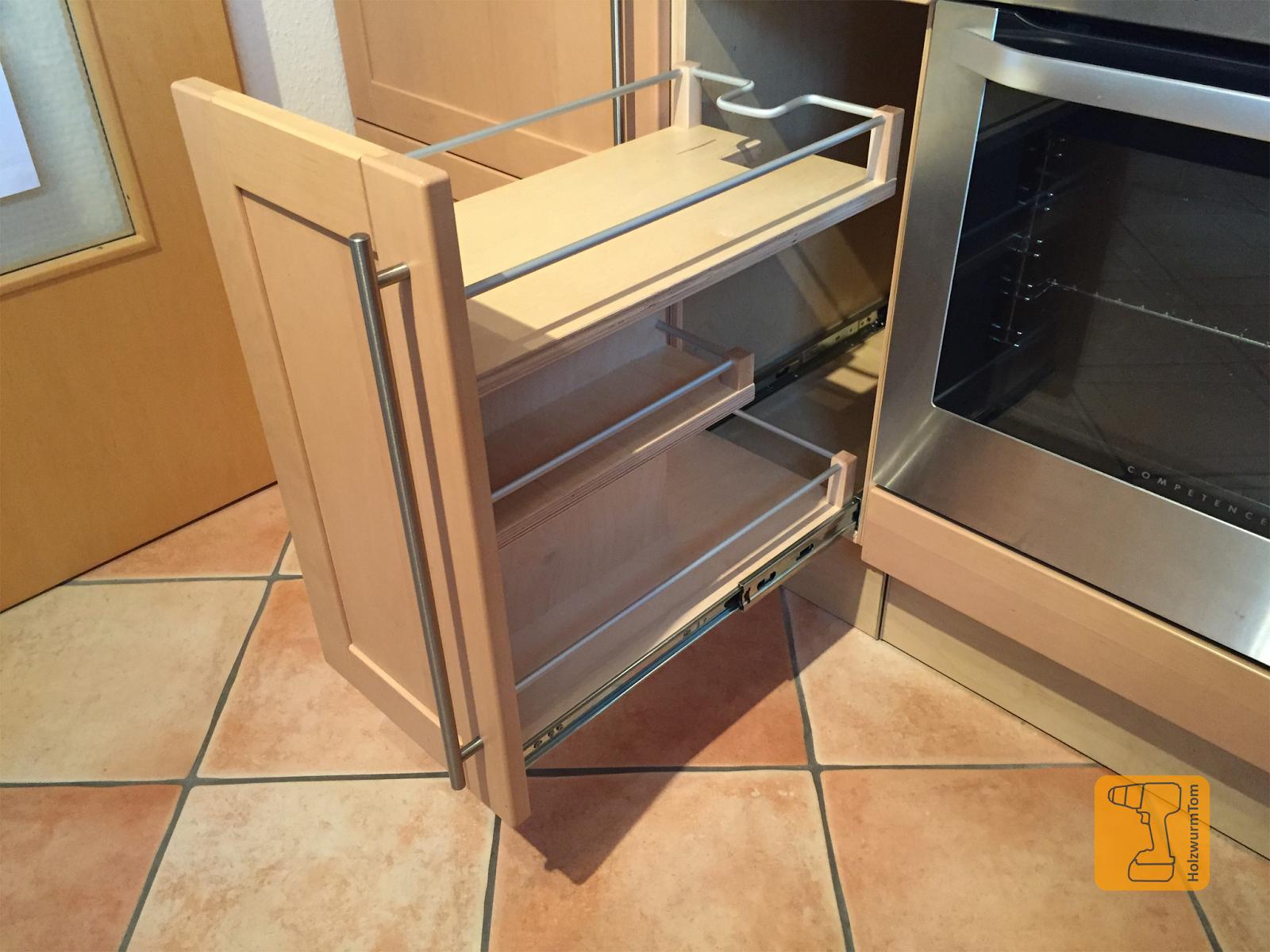 Küchen Unterschrank Umbauen – Home Sweet Home