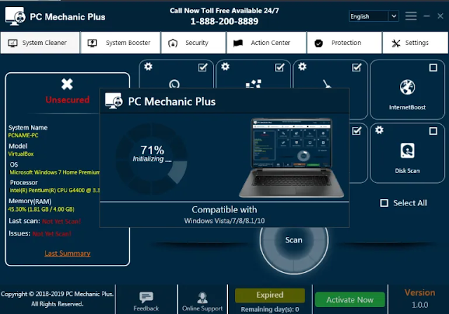 PC Mechanic Plus (Falso optimizador)