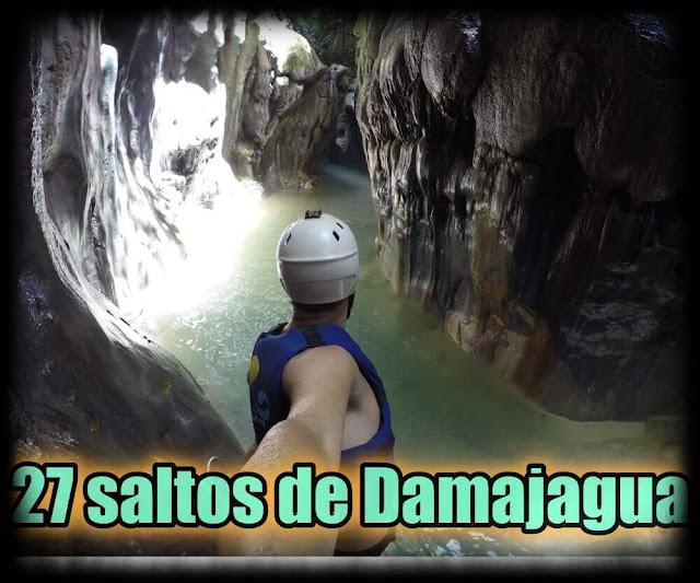 Saltos de Damajagua