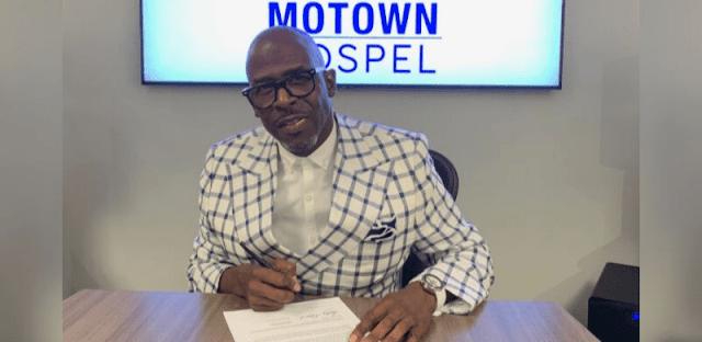 Motown Gospel Signs Choirmaster Ricky Dillard